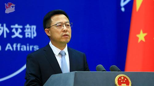"""美方承认曾诬告华裔教授是""""中国间谍"""" 外交部回应"""