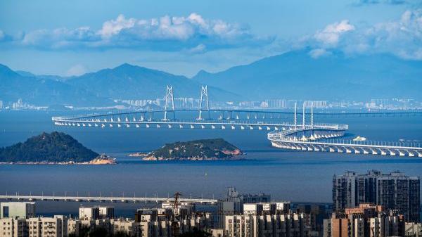 日媒关注中国大型基建入选爱国教育基地