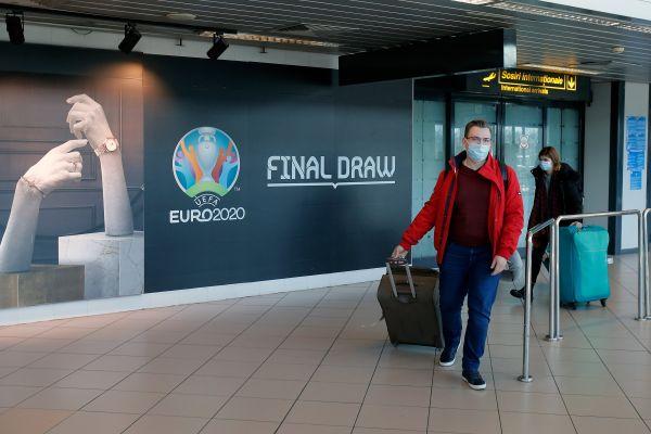 外媒:欧洲杯赛区新冠病例上升