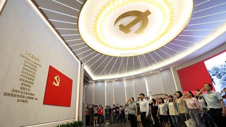 境外媒体:新型政党制度彰显中国智慧