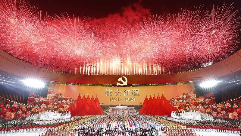 阿媒文章:意识形态与时俱进成就大党奇迹
