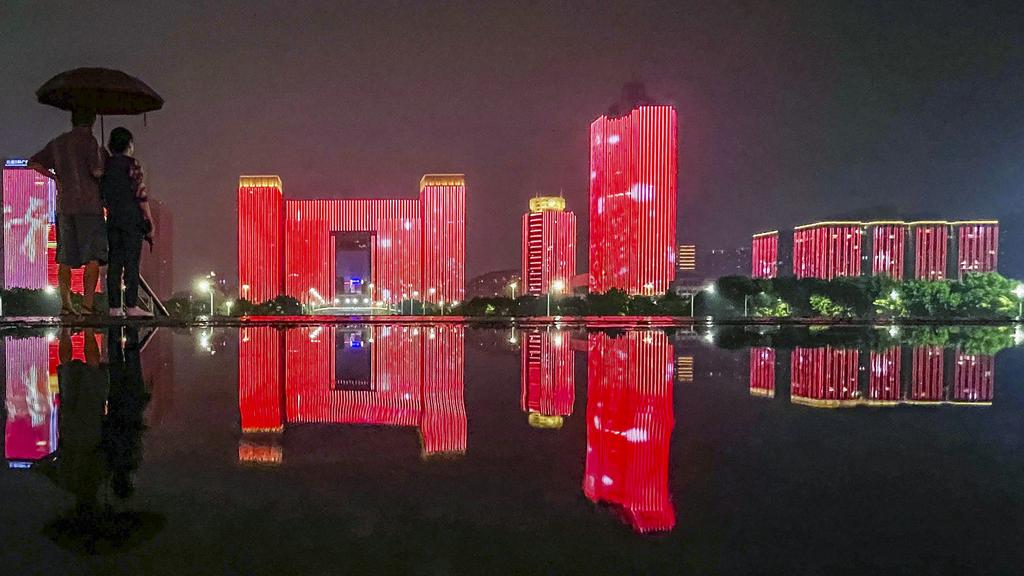 外电报道:中共使中国成为世界参照物