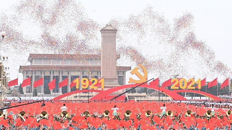 """德国的共产党主席科伯勒:百年中共仍""""年轻而现代"""""""