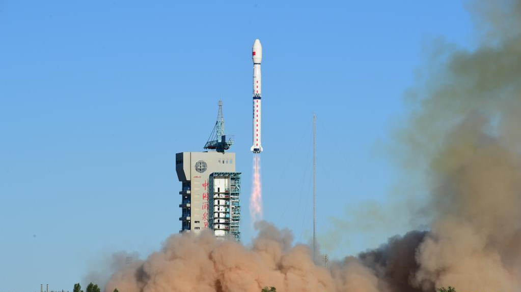 我國成功發射風云三號05星