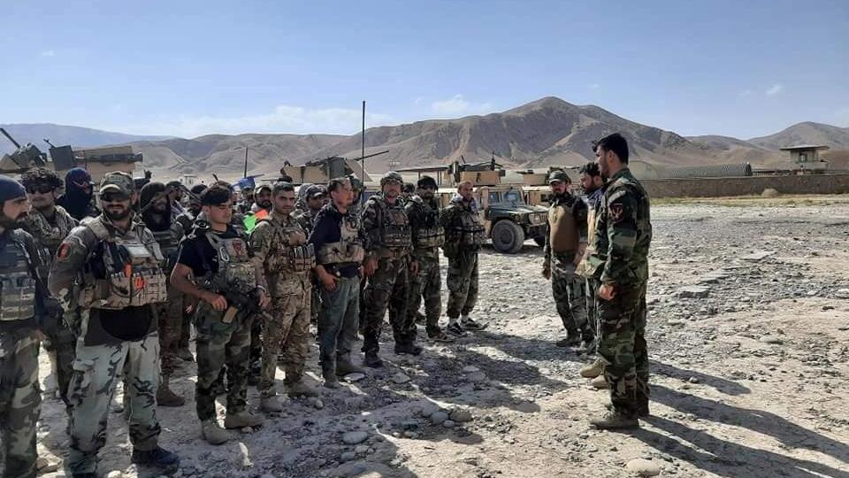 外媒:阿富汗政府军难挡塔利班攻势