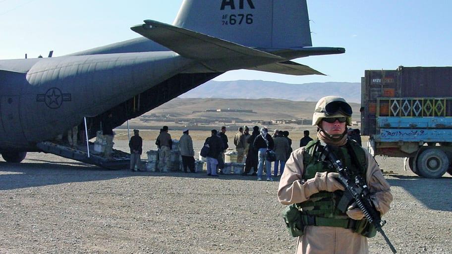 俄媒:美寻求在中亚建军事基地