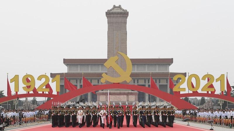 西媒文章:百年中共站上全新历史起点