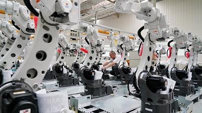 德媒:中国超越德国成机械出口冠军