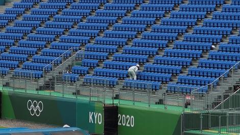 """外媒:东京奥运""""静悄悄""""应对疫情"""