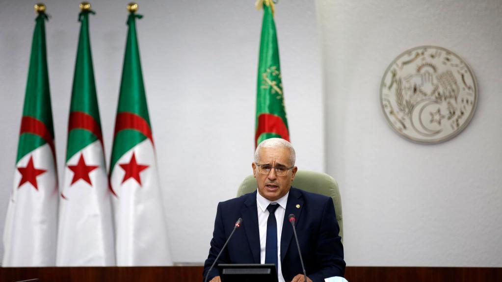 阿尔及利亚国民议会选出新一任议长