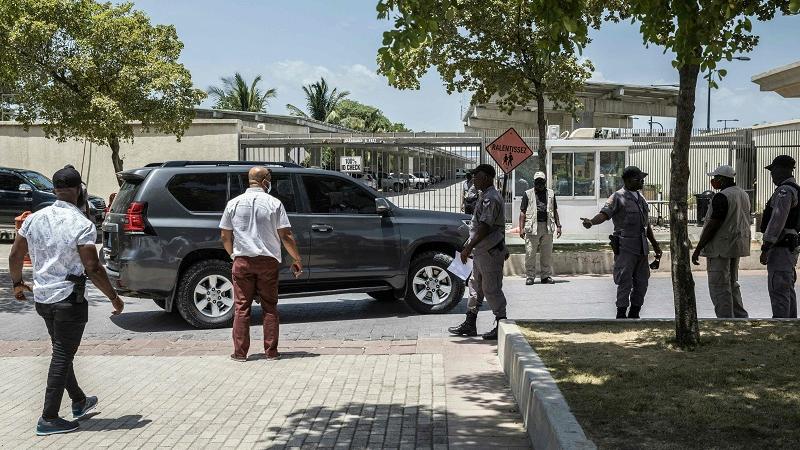 外媒:海地总统遇刺案考验拜登