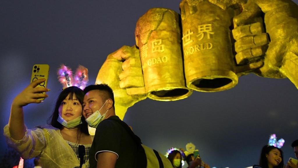 第31届青岛国际啤酒节开幕
