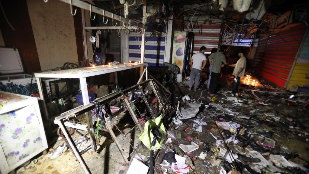 伊拉克首都发生一起爆炸事件致19死54伤