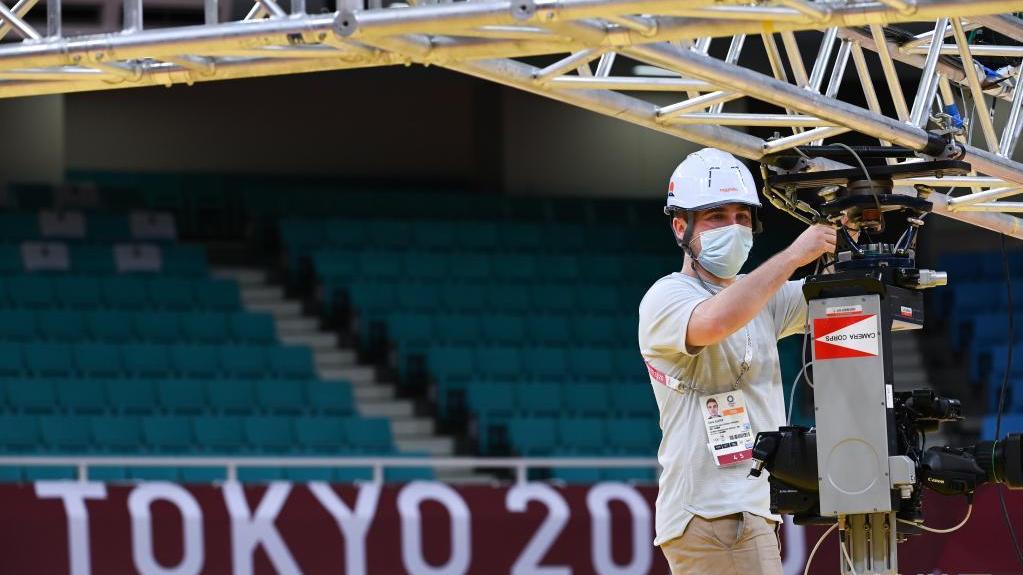 奥运各场馆准备工作有序进行