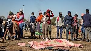 美媒文章:南非骚乱是对世界的警告
