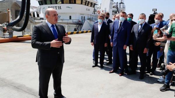 外媒:俄总理视察择捉岛令日紧张