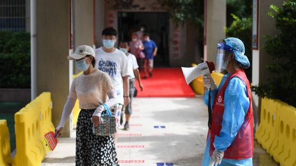 中国严格防控阻击德尔塔毒株 南京本轮疫情源头确定