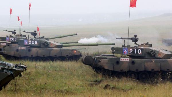 境外媒体关注:中俄大型联合军演蓄势待发