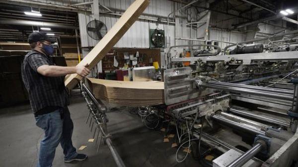 外媒:美国二季度经济增长未达预期