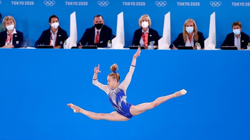 美媒:东京试图在赛场和屏幕里实现性别平等