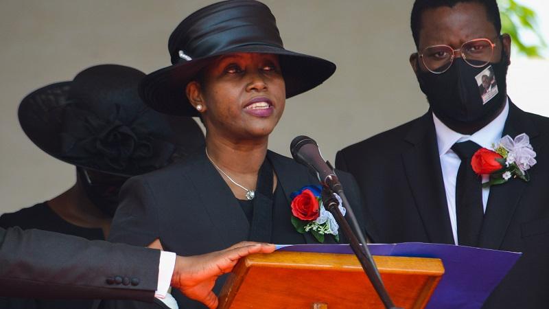 西媒:海地总统遗孀或竞选总统