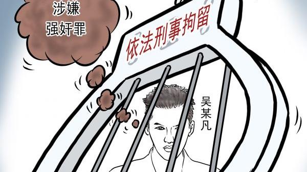 """外媒关注吴亦凡被刑拘:""""饭圈""""光怪陆离乱象亟待治理"""