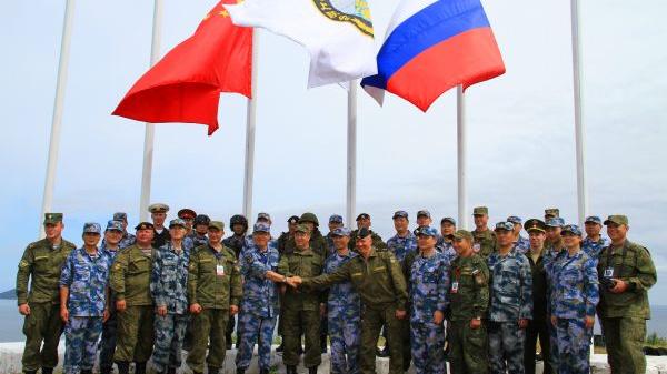 美媒评述:中俄联演彰显两军高水平合作
