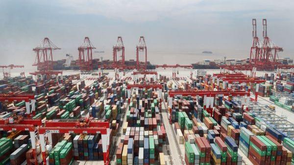 美媒:中国出口复杂度与美缩小差距