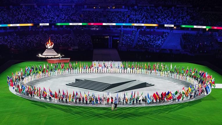 外媒:東京奧運給世界留下特殊印記