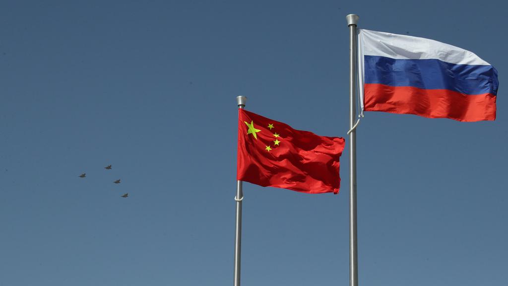 """外媒关注""""西部·联合-2021""""演习:中俄军演有力回击西方挑拨"""