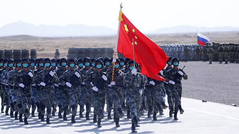 俄媒关注:中俄联合军演圆满落幕