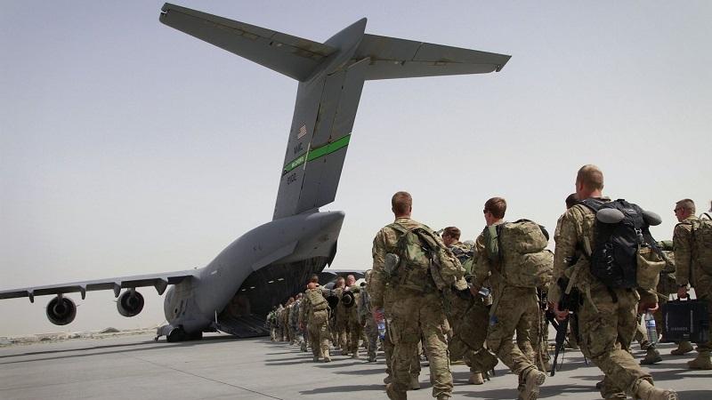 """美慌乱中加紧撤离阿富汗 被批打算再现""""西贡沦陷"""""""