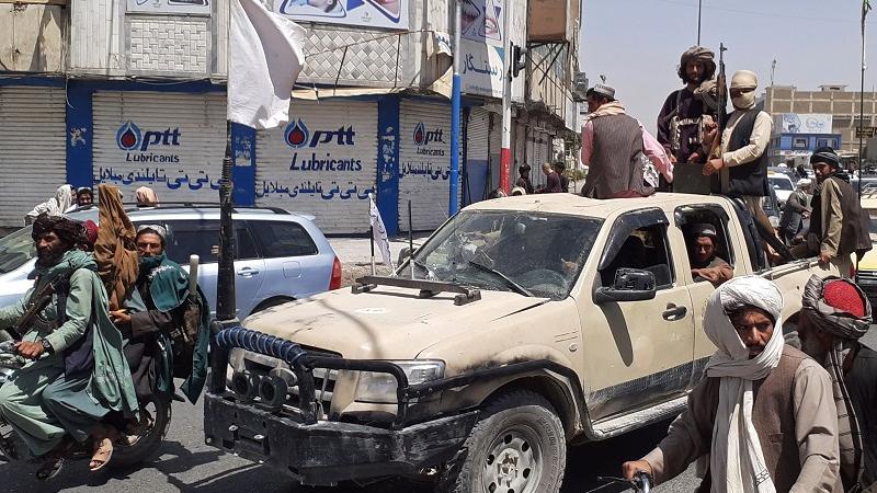 外媒分析:阿富汗政府军为何挡不住塔利班?