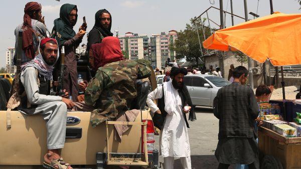 《参考消息》记者对话喀布尔市民