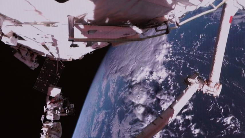 神舟十二号乘组两名航天员再次成功出舱