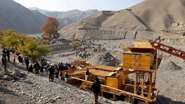 美媒:塔利班坐拥万亿美元矿藏