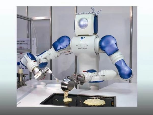 炊事机器人