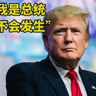 特朗普:如果我是總統,這事就不會發生……