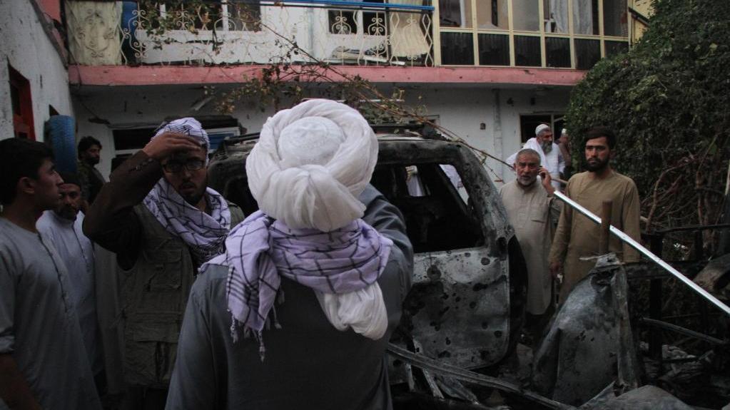 阿富汗首都居民区遭袭 6人死亡