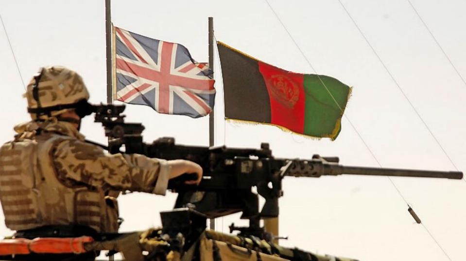 俄媒:英国不愿离开阿富汗或另有隐情