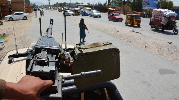 外媒:阿富汗潘杰希尔谷地战况依然胶着