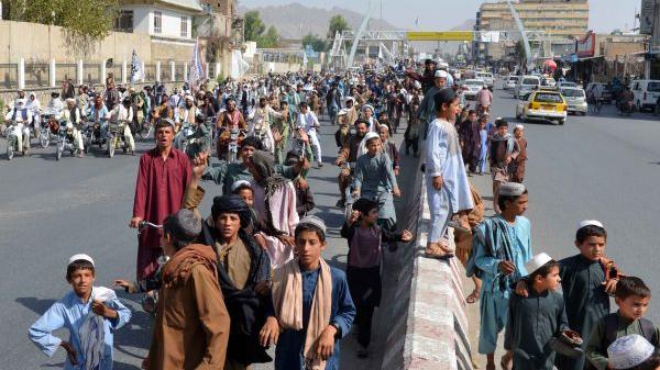 """美媒:塔利班欲与美国建立""""友好关系"""""""