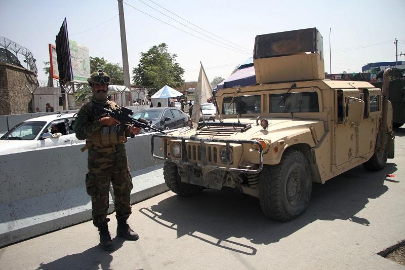 """外媒:塔利班宣布阿富汗战争结束 """"完全控制""""潘杰希尔"""