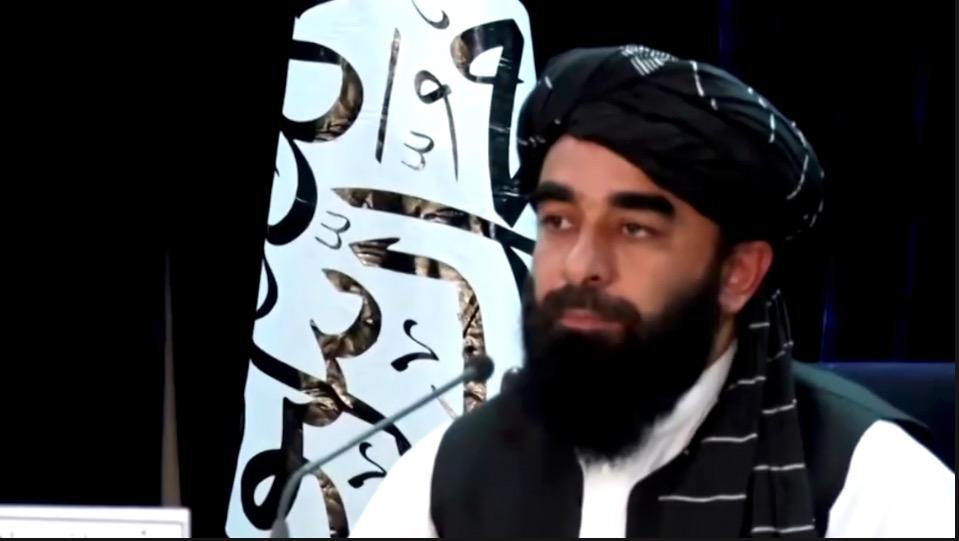"""塔利班宣布組建臨時政府:沒有女性,沒有""""外人"""""""