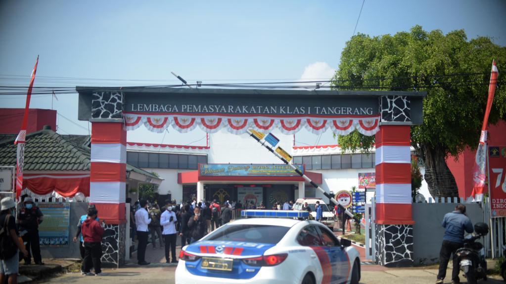 印尼监狱火灾致41人死亡