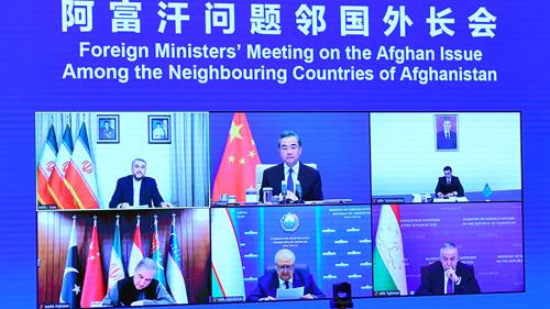 外媒关注中国向阿富汗提供紧急援助