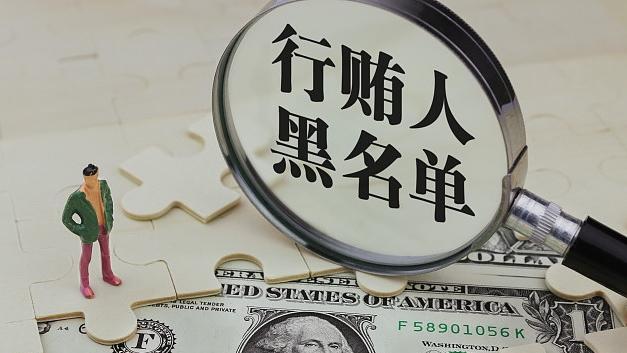 """外媒关注:中国推行行贿人""""黑名单""""制度 斩断""""围猎""""利益链"""