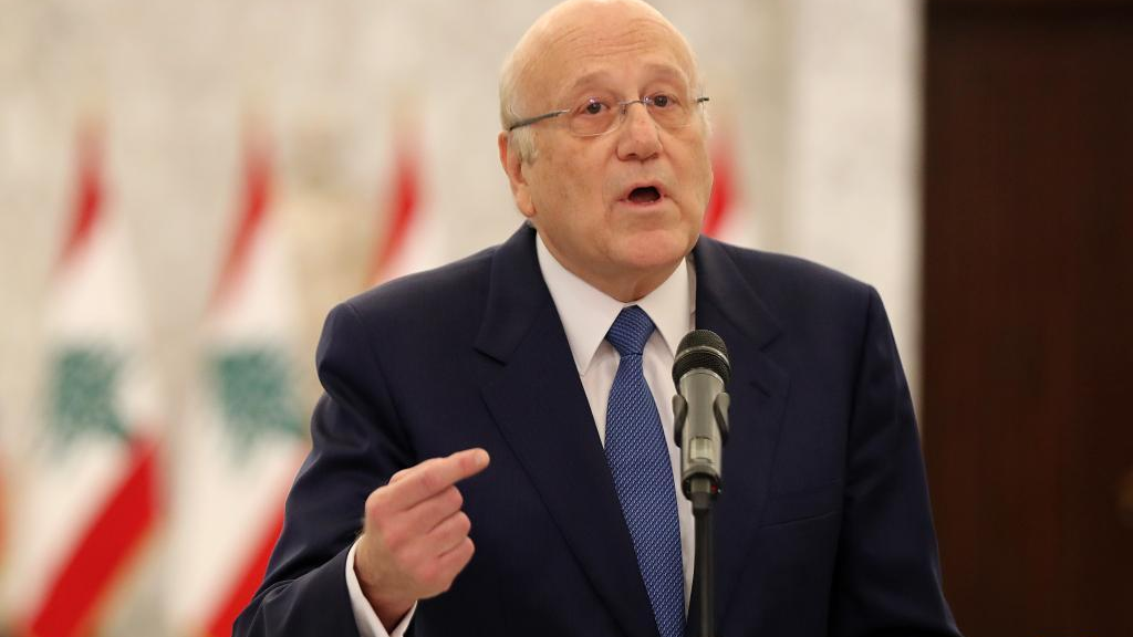 黎巴嫩新政府组成