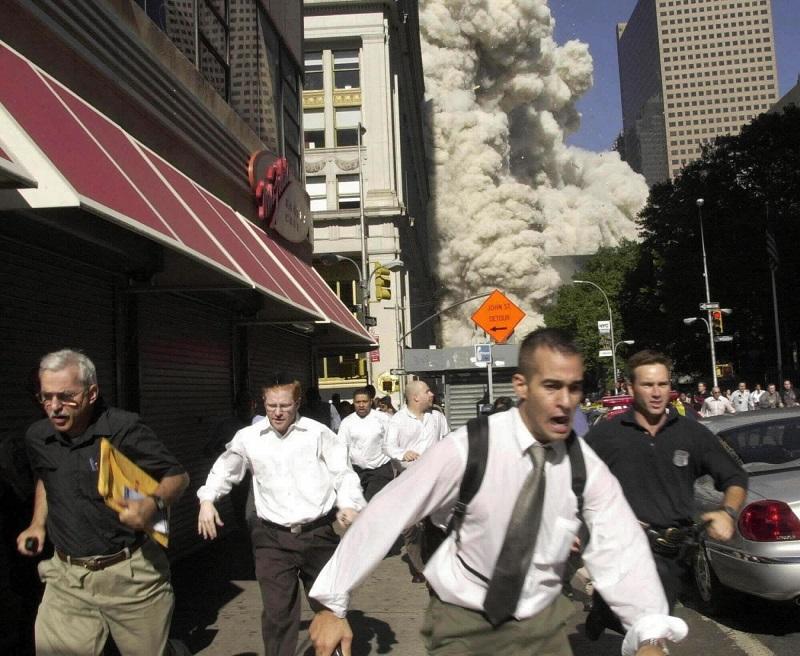 """小布什幕僚回忆""""9·11""""时刻:""""还记得那天的每一分钟"""""""