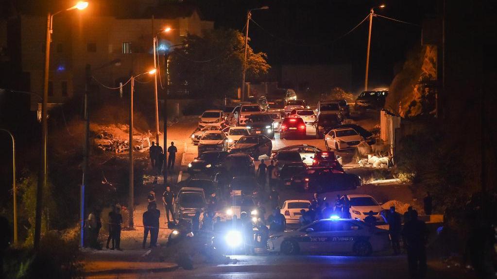 以色列警方逮捕越狱巴勒斯坦囚犯